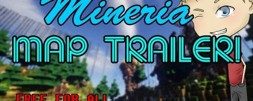 LuxusCraft | Mineria Map Trailer